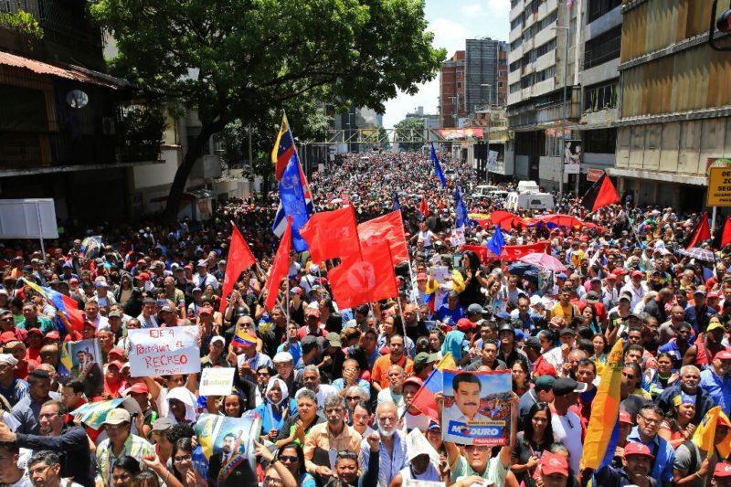 Acción militar de EU en Venezuela si es necesario, advierte Pompeo