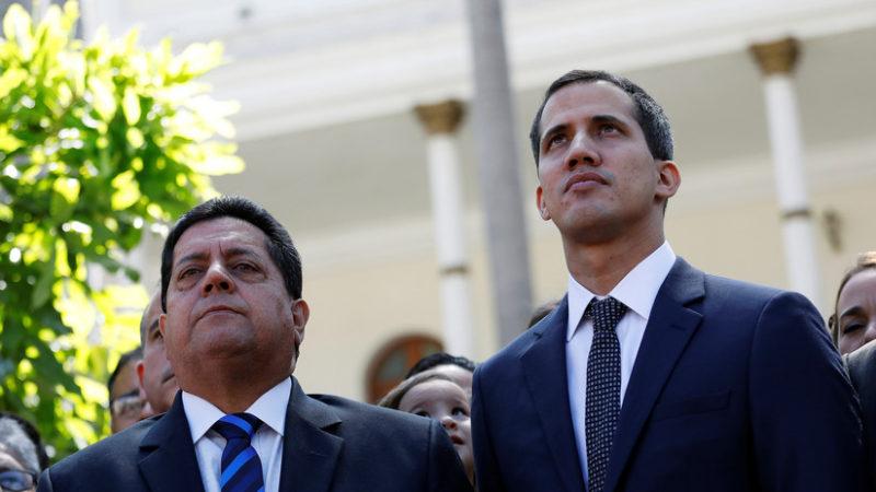 Video: Detienen al diputado opositor Edgar Zambrano por participar en la intentona golpista en Venezuela