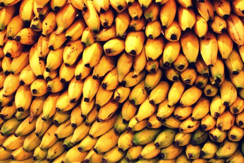 México firma acuerdo de exportación de plátano con China