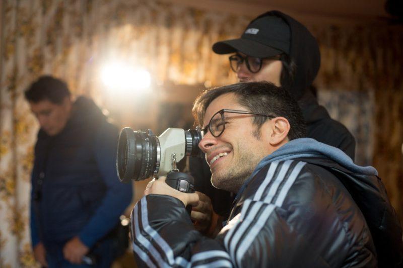 Presenta Gael García 'Chiacuarotes', su nueva película