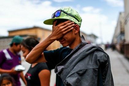 Cunde la desilusión entre migrantes tras acuerdo México EU