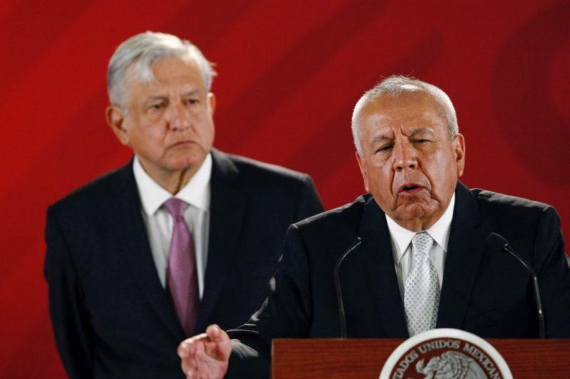 Sale Tonatiuh Guillén López como titular del Instituto Nacional de Migración; lo sustituye Francisco Garduño