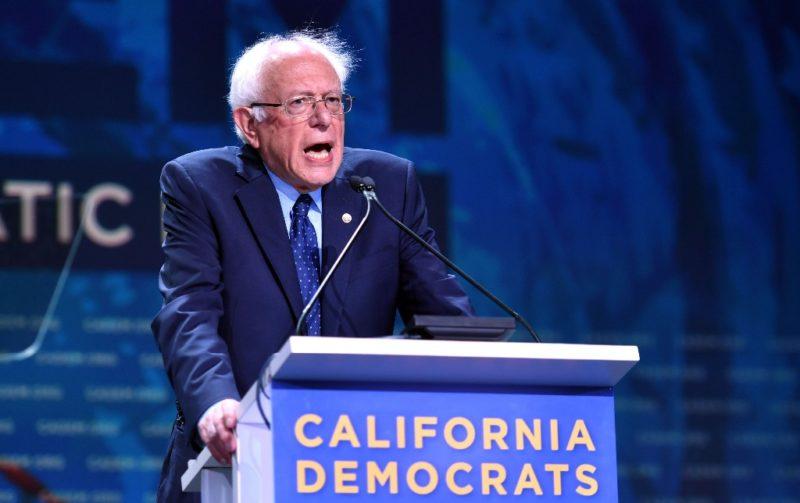 """""""Necesitamos una relación decente con México"""", afirma el aspirante presidencial demócrata, Bernie Sanders"""