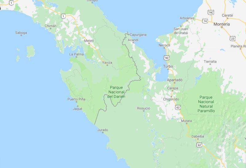 Han cruzado la selva panameña mil 649 niños migrantes rumbo a EU en 2019