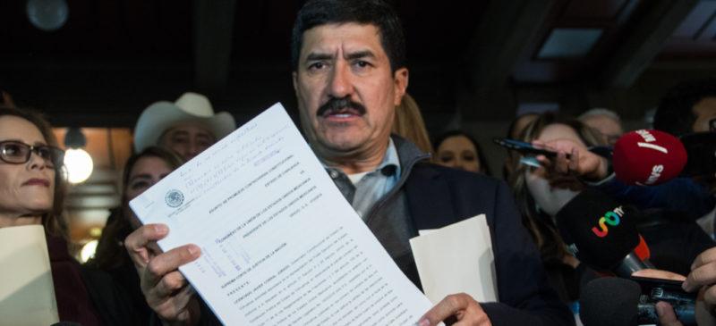 Suprema Corte podría destapar un escándalo de corrupción del PRI en 9 estados, que involucra a Peña: Corral