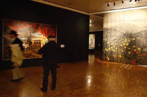 Exhibición sobre violencia y migración en museo de la Ciudad de México