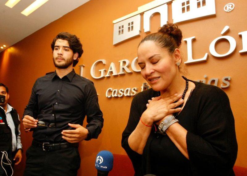 Ultimo adiós a Norberto Ronquillo; dudan que haya sido víctima del crimen organizado y que ese tipo de casos sea generalizado