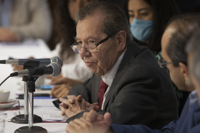 Video: La Guardia Nacional, usada como muro contra migrantes de Centroamérica, acusa el presidente de la Cámara de Diputados, Porfirio Muñoz Ledo; le aplaude la oposición