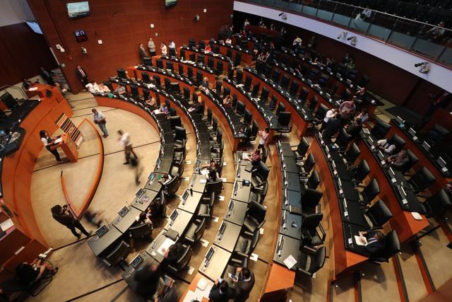 Senadores aprueban en lo general un dictamen sobre Ley de extinción de dominio que golpeará la estructura del crimen organizado y a funcionarios corruptos