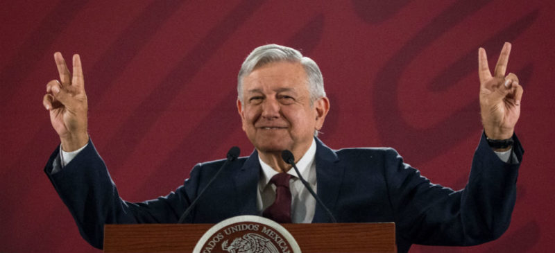 Agradece AMLO a mexicanos por apoyo contra aranceles de EU; mantiene mitin para este sábado en Tijuana