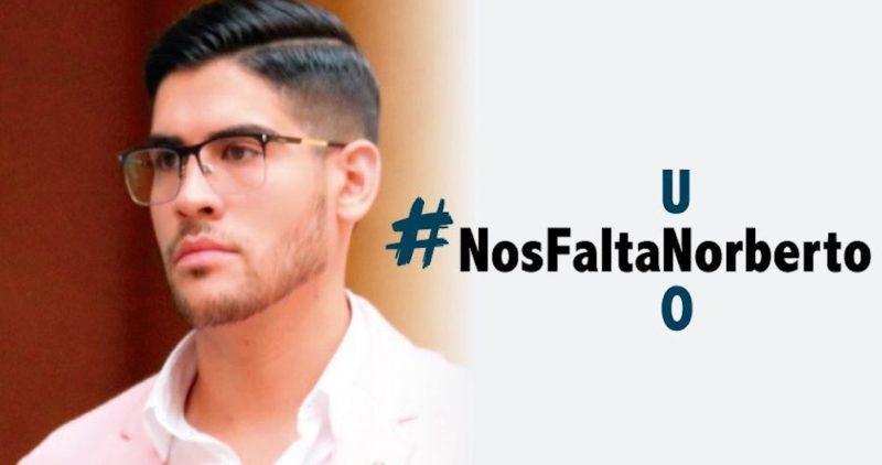 La PGJ de la CdMx informa que el estudiante secuestrado Norberto Ronquillo fue hallado muerto en Xochimilco; había sido pagado el rescate