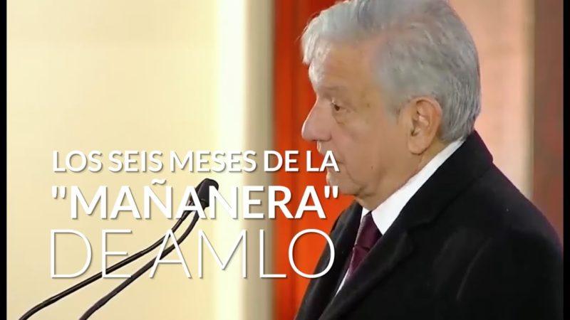 Video: Casi 133.7 millones de visitas tienen los videos de 129  conferencias de prensa mañaneras de AMLO en un semestre