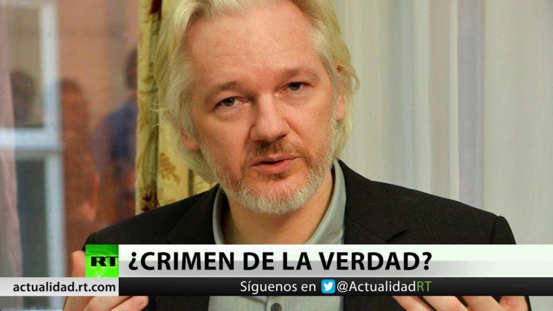 El ministro del Interior del Reino Unido firma la solicitud de EE.UU. para la extradición de Assange