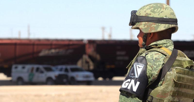 Guardia Nacional se desplegará en toda la CiudaddeMéxico ante el repunte de la delincuencia, anuncia AMLO