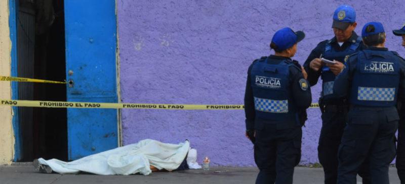 Disminuyen carpetas de investigación por homicidio doloso a nivel nacional en mayo, con respecto a 2019