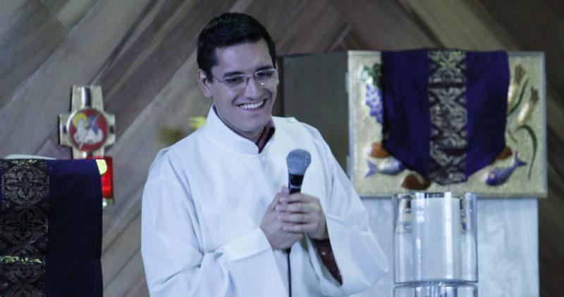 """La PGJ-CdMx detiene al sacerdote Francisco """"N"""", ligado al asesinato del universitario Leonardo Avendaño"""