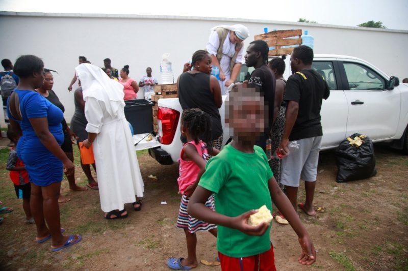 Autoridades mexicanas detectan en 4 meses a 22 mil niños migrantes de los cuales 6 mil 300 estaban solos