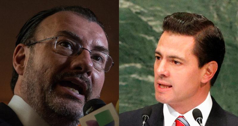 Inexplicable, que la Fiscalía General de la República no ha llamado a declarar Peña Nieto y Videgaray en el caso de Agronitrogenados, afirma el abogado de Lozoya