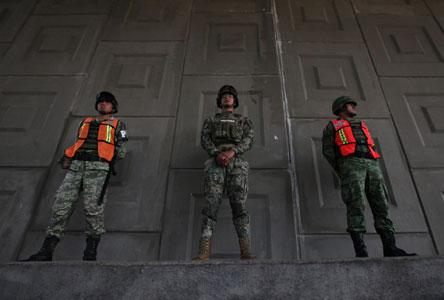 El gobierno mexicano no reprimirá a migrantes, destaca la Secretaría de Seguridad Pública