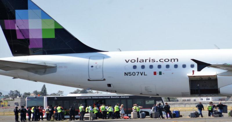 Volaris ofrece vuelos de 1 dólar a quien quiera volver a Costa Rica, El Salvador y Guatemala desde México