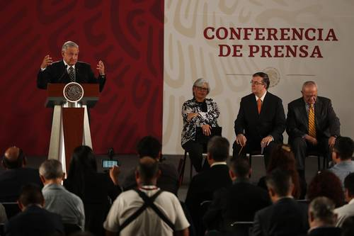 AMLO: rechacé a Urzúa su Plan Nacional de Desarrollo de inercia neoliberal. Detalla que el plan era como si lo hubiese hecho Carstens o Meade