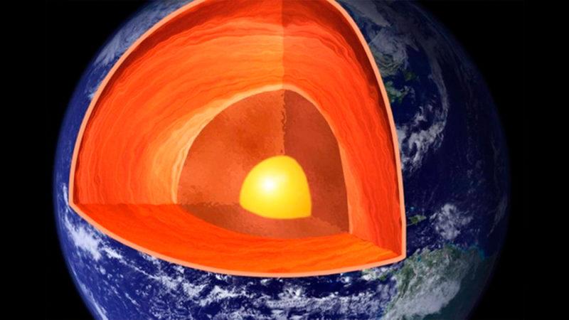 Descubren una misteriosa fuente de magnetismo bajo el Océano Pacífico…