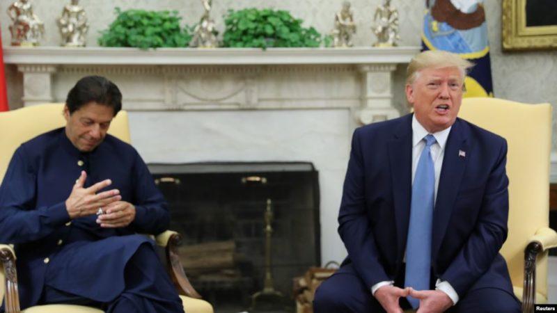 """""""EE.UU. está preparado para lo absolutamente peor con Irán"""", dice Trump"""