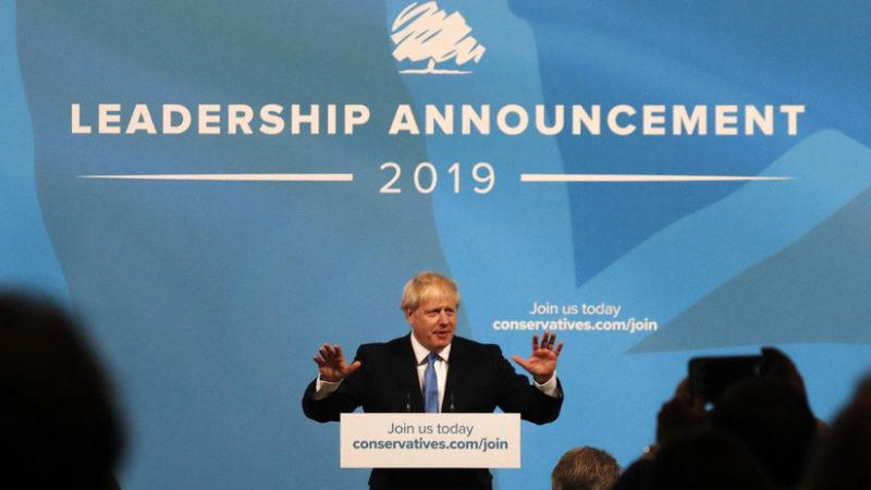 Boris Johnson, elegido nuevo primer ministro de Reino Unido