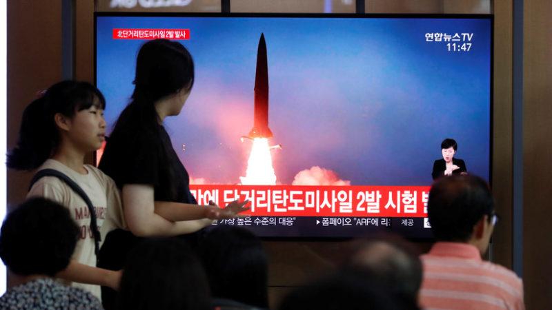 Video: Corea del Norte confirma el ensayo de un nuevo sistema de lanzamiento de misiles guiados de gran calibre bajo supervisión de Kim