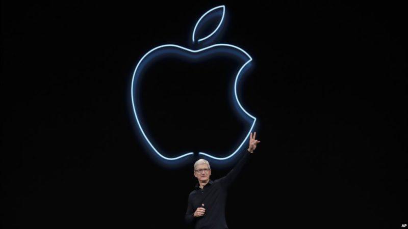 Trump amenaza a Apple con aranceles si produce en China