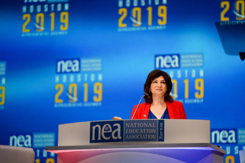 """NEA President: """"Something Big Is About to Happen"""""""