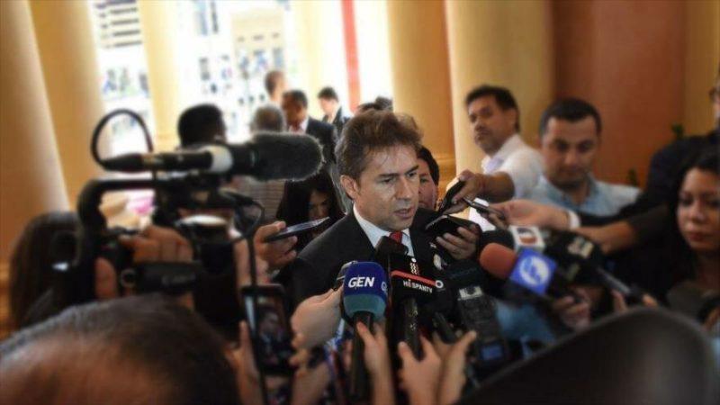 Canciller de Paraguay dimite por un acuerdo secreto con Brasil