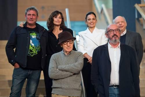 Trump ha generado el mejor humor satírico en EU: Woody Allen