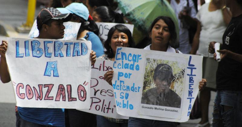 Sánchez Cordero y Scherer verán iniciativa para amnistiar presos políticos, defensores e inocentes