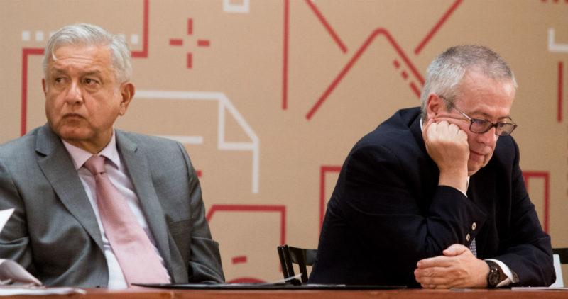 """Video: Urzúa tuvo diferencias con Romo y conmigo: AMLO; agrega: """"incluso puede haber otras renuncias…"""""""