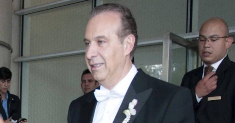 Juan Collado Mocelo, abogado de Romero Deschamps y de Peña Nieto, es detenido por la FGR en CdMx