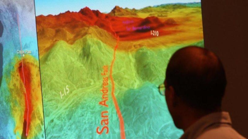 Estas son las fallas geológicas activas y peligrosas en el norte de California