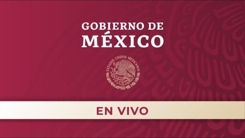 En vivo: conferencia de prensa con el nuevo Secretario de Hacienda, Arturo Herrera