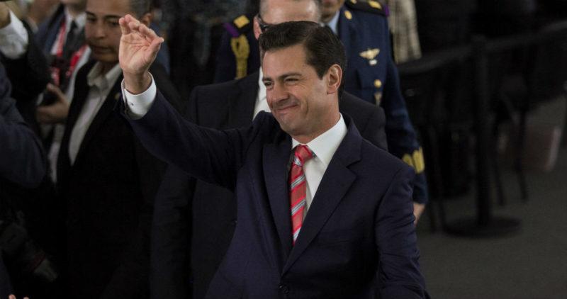 """Peña Nieto ya se fue del país y está en España, tomando """"vacaciones largas"""", asegura García Soto"""