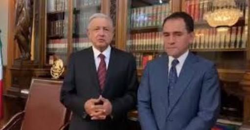 Video: Nombra AMLO a Arturo Herrera en lugar de Urzúa; el peso se recupera