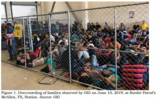 Lanzan campaña en EU para cerrar centros de detención migrante
