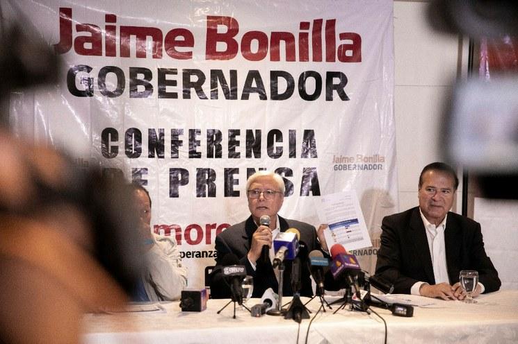 """Yo habría rechazado 'ley Bonilla': AMLO. Dice que no se mete en nada """"chueco"""""""