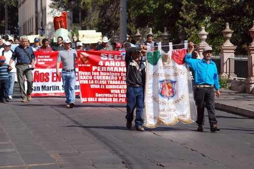 Convocará AMLO a mesa de diálogo para resolver huelgas mineras desde hace 12 años, en Cananea, Sombrerete y Taxco