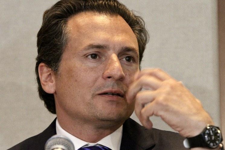 Suspenden provisionalmente orden de captura contra Emilio Lozoya