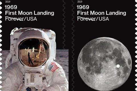 """Hoy, hace 50 años el ser humano pisó la Luna. """"Este es un pequeño paso para el hombre, un gran salto para la humanidad"""", dijo el astronauta Armostrong"""