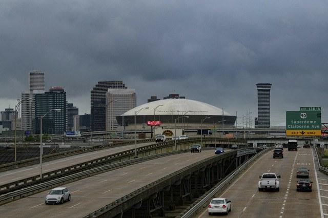 Huracán 'Barry' llegará a Nueva Orleans este fin de semana y revive recuerdo del 'Katrina'; Trump decreta estado de emergencia