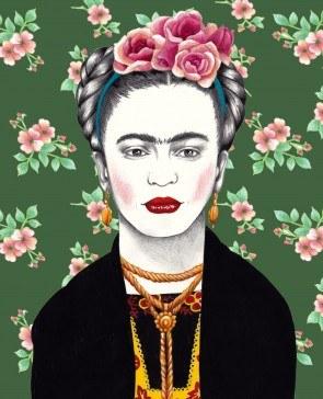 Videos: Rinden homenaje a Frida Kahlo en redes sociales al cumplirse 65 años de su muerte.