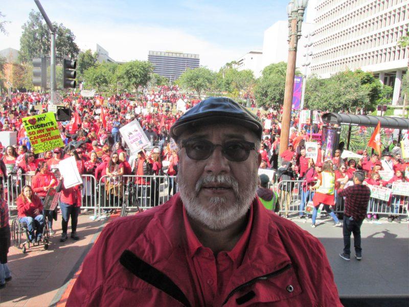Video: A pocomás de año de la decisión de la Corte Suprema que apuntaba para ser letal para sindicatos, el gremio de los maestros angelinos destaca que no sólo mantuvo su membrecía sino que está más fortalecido