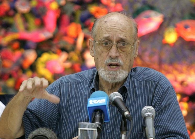 Luto en la intelectualidad latinoamericana por el fallecimiento del poeta y ensayista cubano Roberto Fernández Retamar
