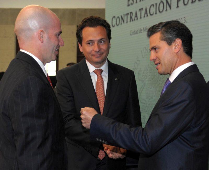 Defensa de Lozoya solicita comparecencia de Peña Nieto, Videgaray y Coldwell